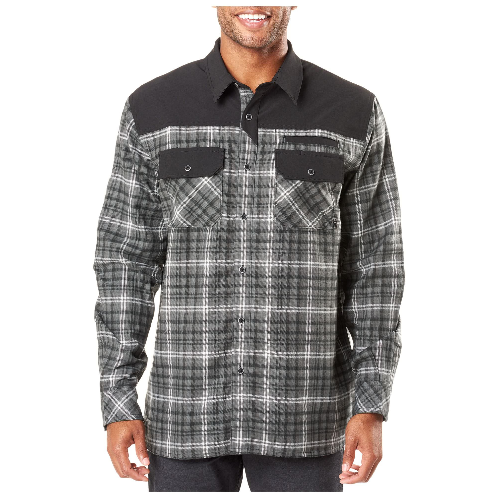 Рубашка ENDEAVOR FLANNEL - 4