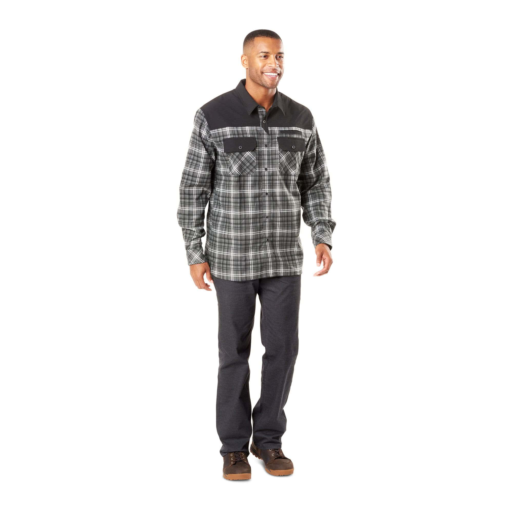 Рубашка ENDEAVOR FLANNEL - 6