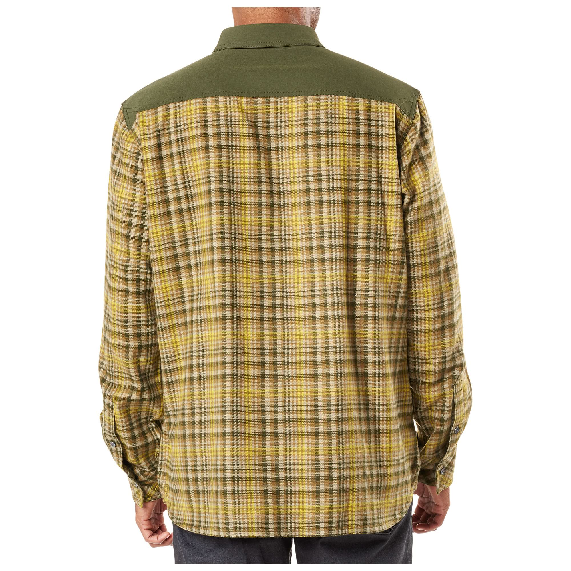 Рубашка ENDEAVOR FLANNEL - 7