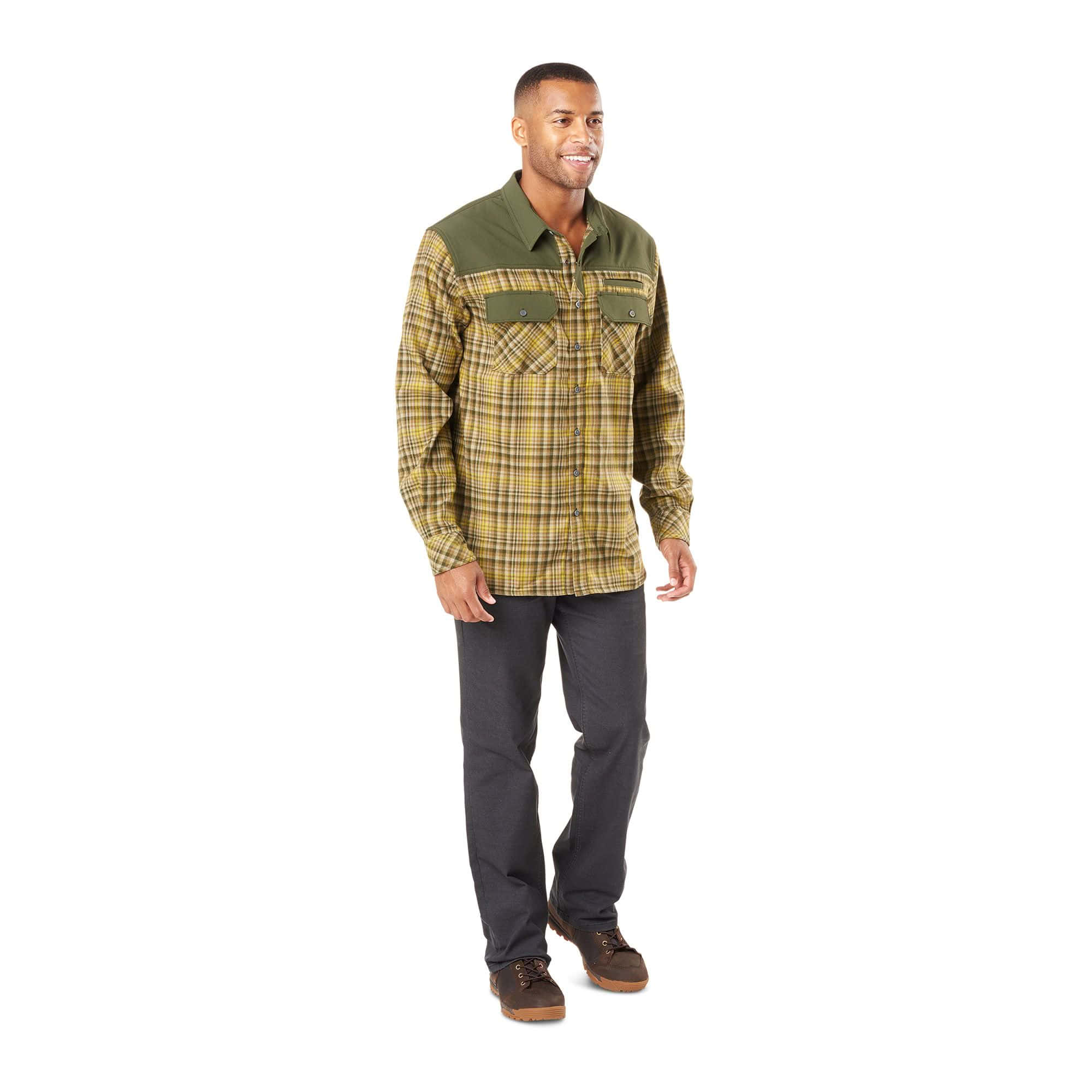 Рубашка ENDEAVOR FLANNEL - 9