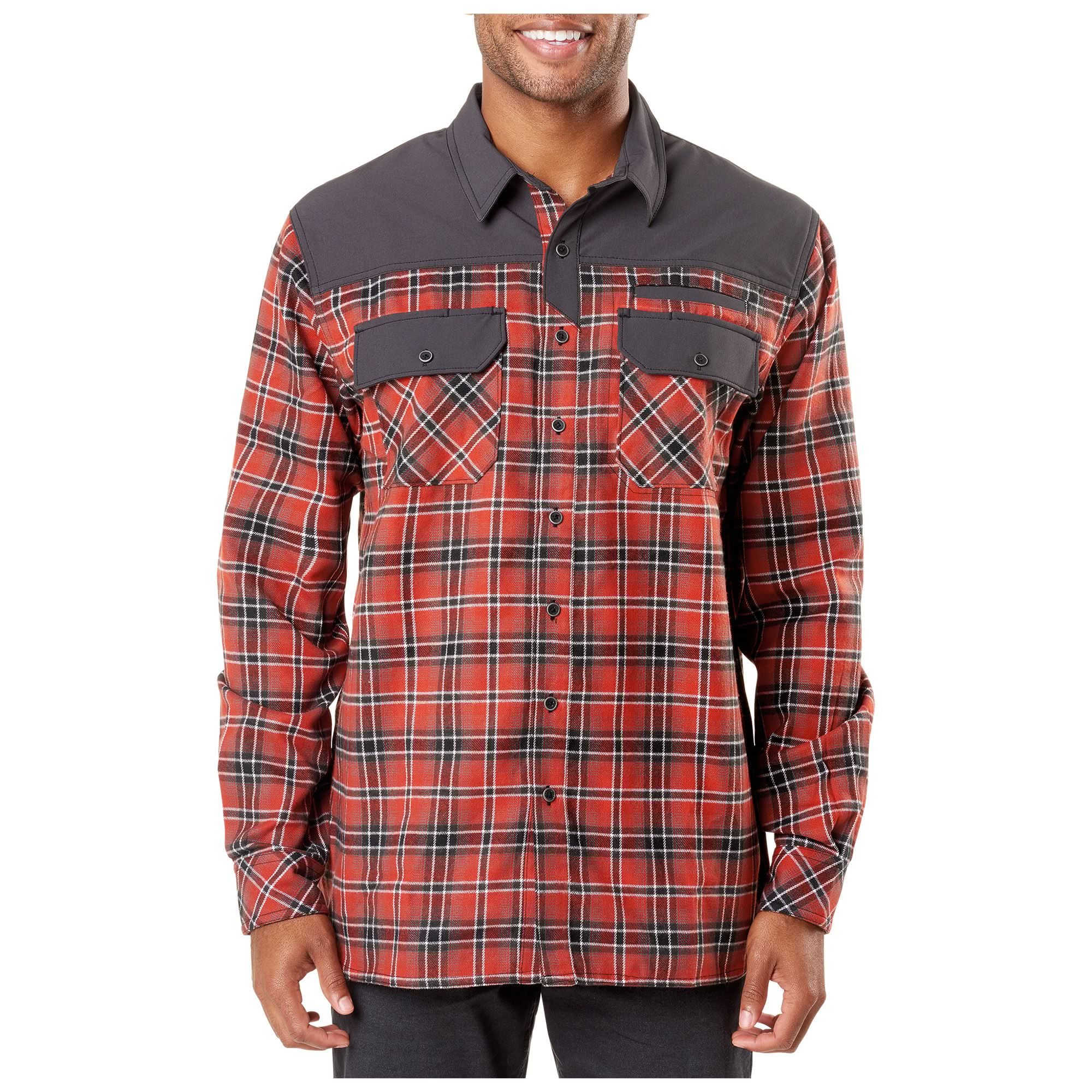 Рубашка ENDEAVOR FLANNEL - 10
