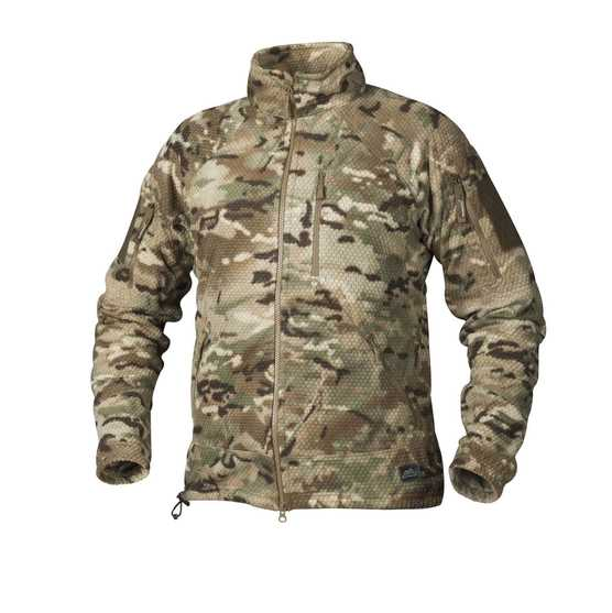Флисовая куртка Helikon-tex ALPHA TACTICAL Jacket4