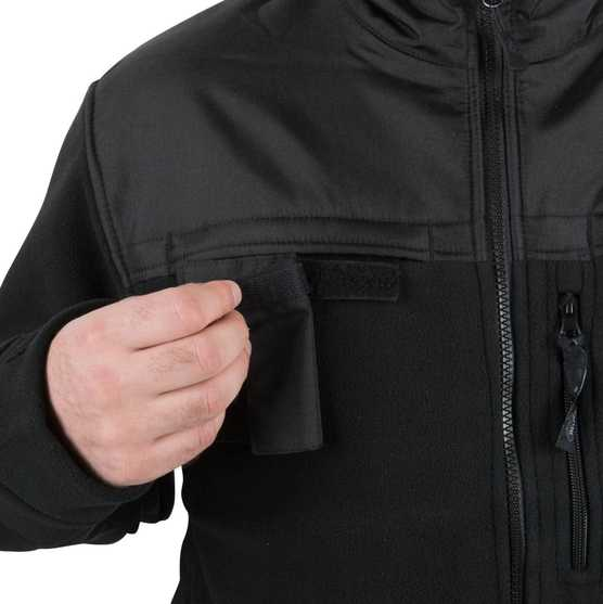Флисовая куртка Helikon-tex DEFENDER QSA + HID Jacket7